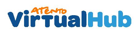 Logotipo de Atento Virtual Hub