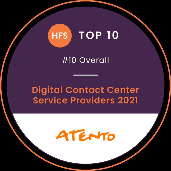 HFS Top 10 Atento